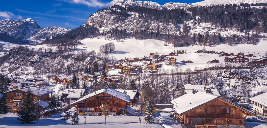 Quelles sont les stations de ski terre de champions ?