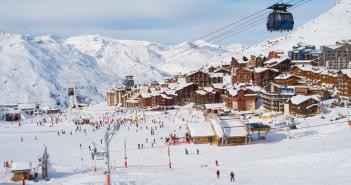 Les stations où skier cet automne