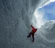 S'initier à l'escalade sur glace