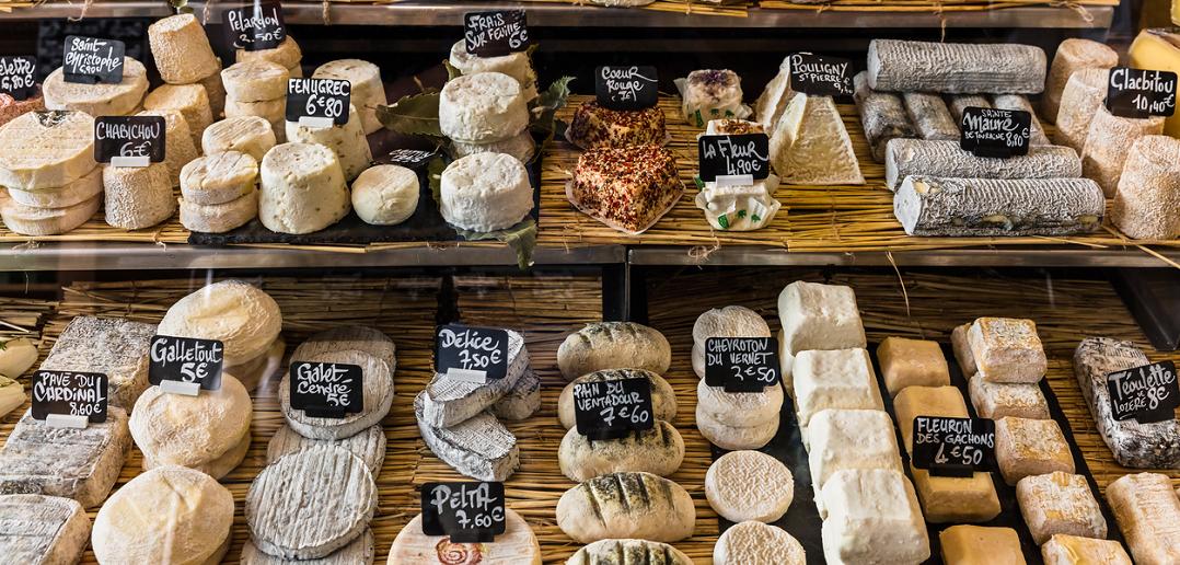 Où manger les meilleurs fromages de France ?