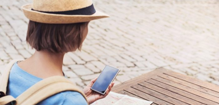 Tourisme et application mobile