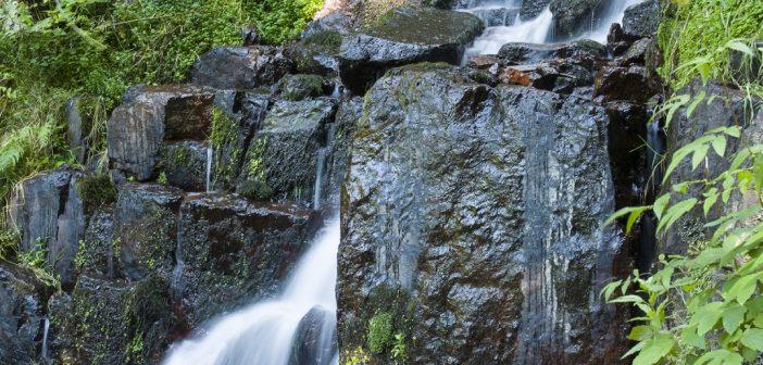 Découvrir le château et la cascade de Nideck