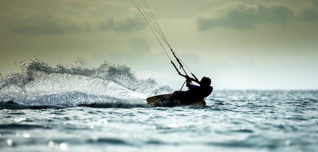 Les meilleurs spots de kitesurf en France