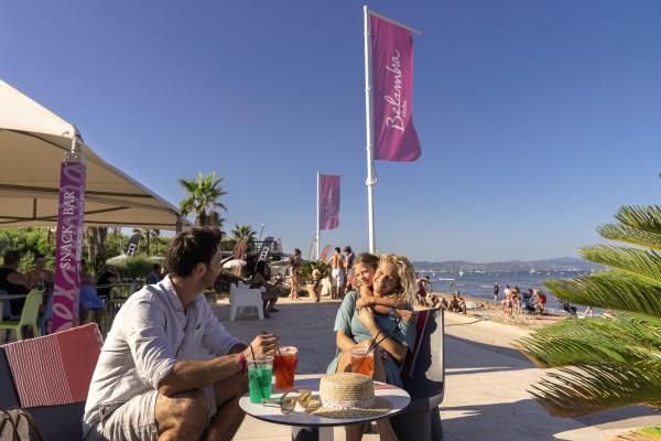 France - Côte d'Azur - Hyères - Presqu'île de Giens - Belambra Clubs Sélection Riviera Beach Club