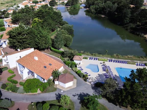 France - Atlantique Nord - Saint Jean de Monts - Belambra Clubs Les Grands Espaces