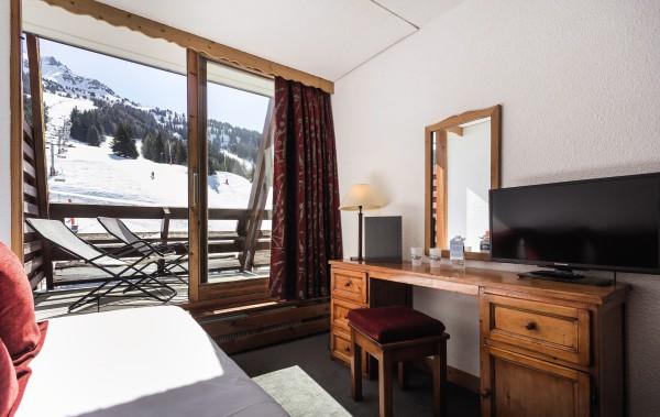France - Alpes - Les Arcs - Arcs 1600 - Belambra Clubs Sélection Hôtel La Cachette