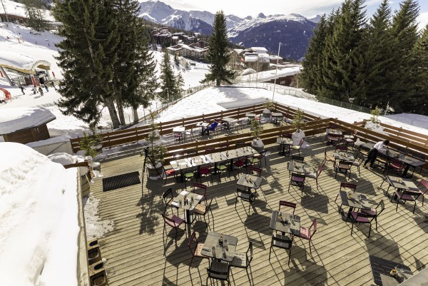 France - Alpes - Les Arcs - Arcs 1800 - Belambra Clubs Sélection Hôtel du Golf