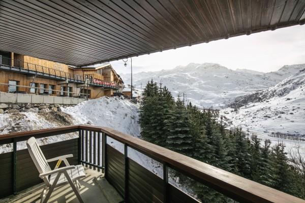 France - Alpes - Les Ménuires - Belambra Clubs Selection Les Bruyères
