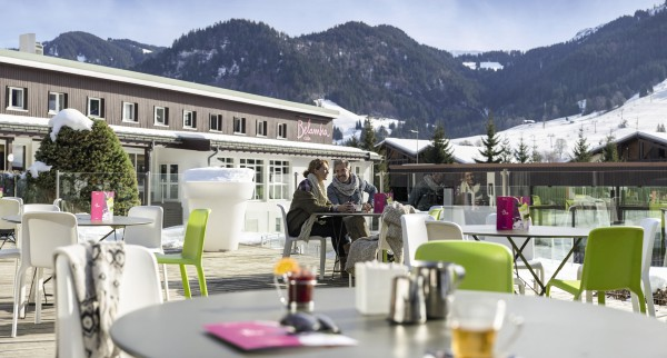 France - Alpes - Praz sur Arly - Belambra Clubs L'Alisier
