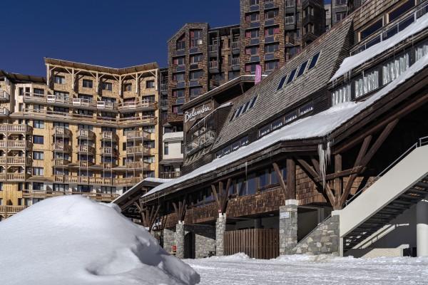 France - Alpes - Avoriaz - Belambra Clubs Les Cimes du Soleil