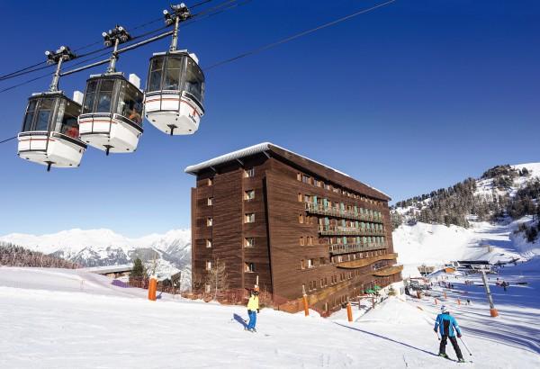 Séjour Ski Alpes - La Plagne - Belambra Clubs Sélection