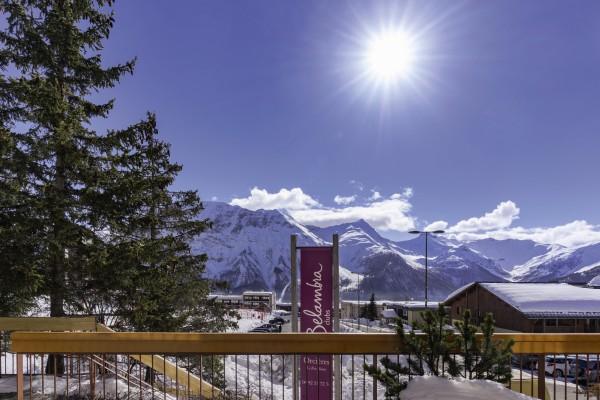 France - Alpes - Orcières - Belambra Clubs Le Roc Blanc
