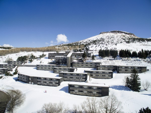 France - Auvergne - Super Besse - Belambra Clubs Le Chambourguet