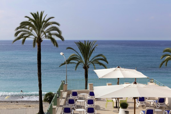 France - Côte d'Azur - Menton - Belambra Clubs Hôtel Le Vendôme